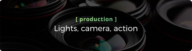 Atlanta Video Production Process: The Path To Video Marketing Success - Production