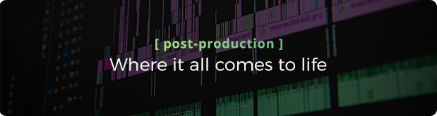 Atlanta Video Production Process: The Path To Video Marketing Success - Post Production