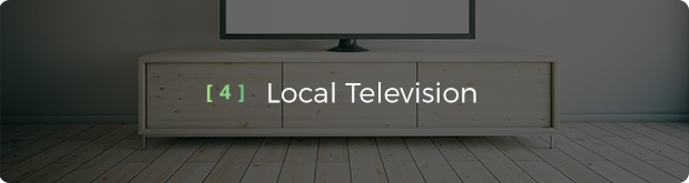 Four Advertising Tools to Boost your Video Marketing Strategy - local television header