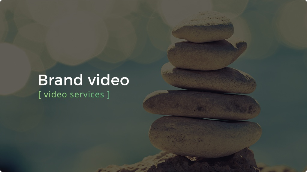 Video Services: Brand Video - Header