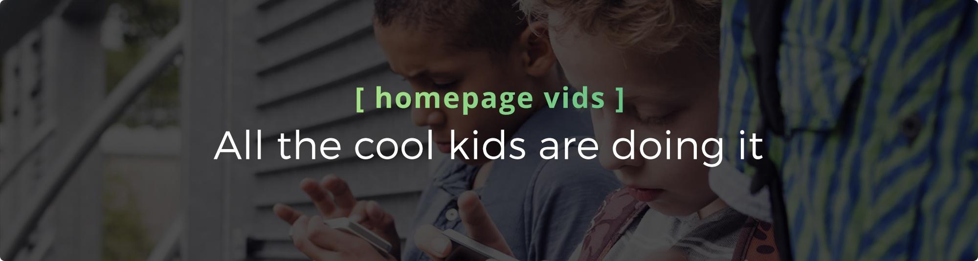 5 Homepage Videos Header.jpg